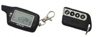دزدگیر تصویری 206 /مدل Opco/8500