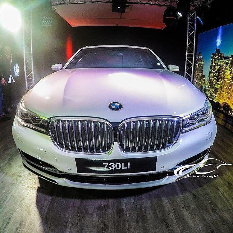 مشخصات بی ام و قیمت خودرو لوکس قیمت بی ام و سری 7 قیمت انواع بی ام و پرشیا خودرو bmw 730li price BMW 7 Series
