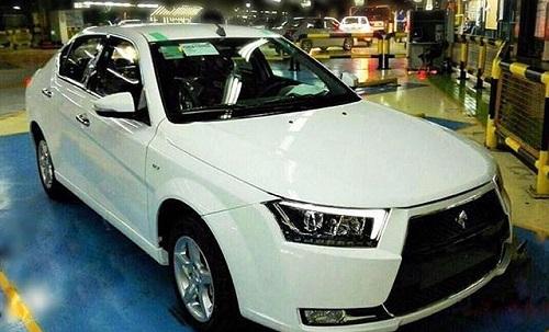 دنا جدید ایران خودرو