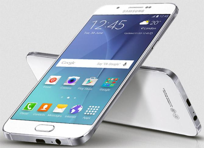 Galaxy A8 نسخه 2016