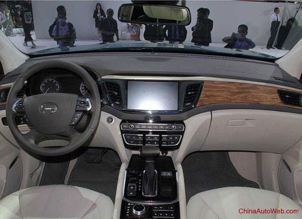 نمایشگاه خودروی دیترویت نمایشگاه خودرو نمایشگاه اتومبیل قیمت شاسی بلند چینی قیمت خودروهای چینی در ایران GAC GS7