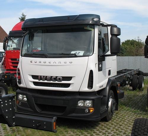 کامیون یورو کارگو