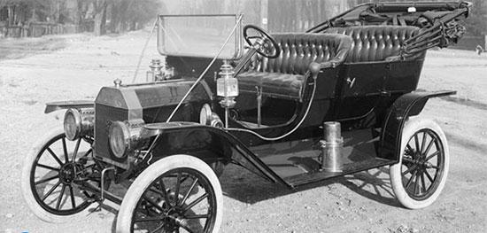 فورد مدل تی (Ford Model T)