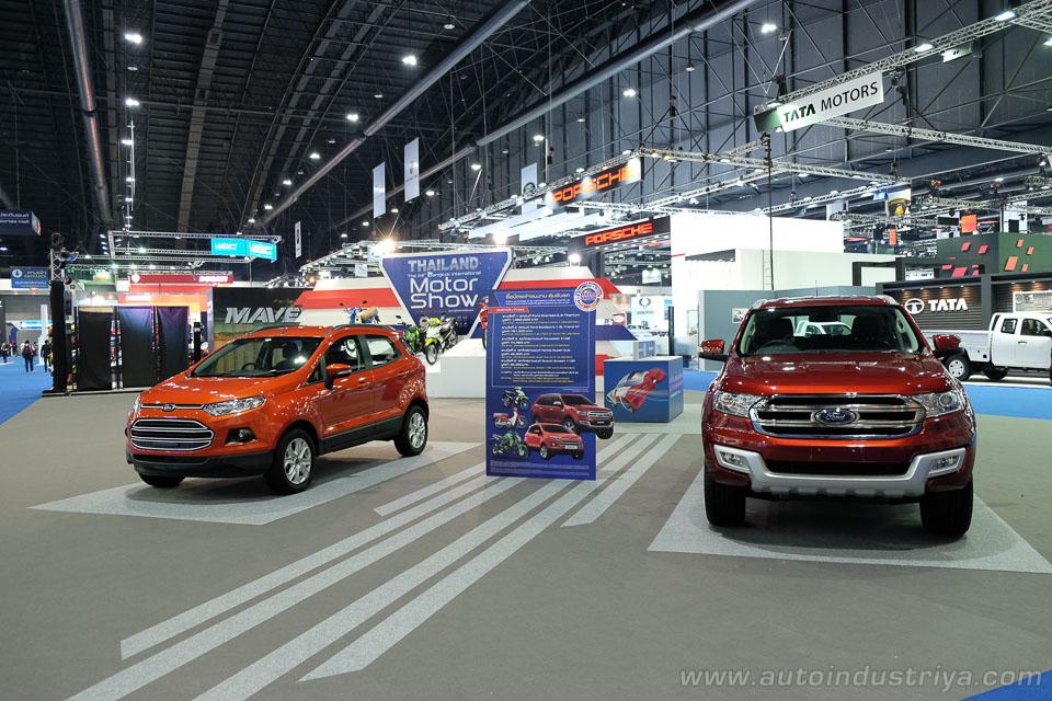 نمایشگاه خودرو بانکوک 2017