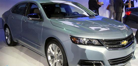 شورولت ایمپالا (Chevrolet Impala)