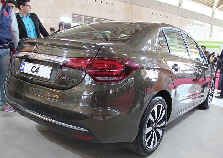 مشخصات سیتروئن C4 قیمت محصولات سایپا قیمت سیتروئن C4 قیمت سیتروئن قیمت خودرو جدید citroen c4