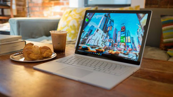 Micrsoft Surface Book