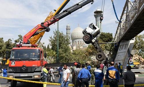 ایران رکورددار سوانح کارگری در جهان است
