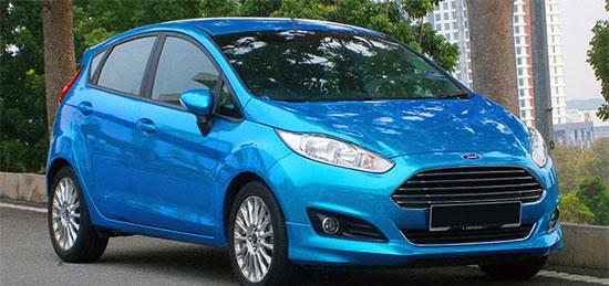 فورد فیستا (Ford Fiesta)