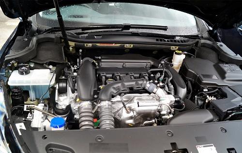 موتور پژو 508