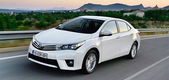 تویوتا کرولا (Toyota Corolla)