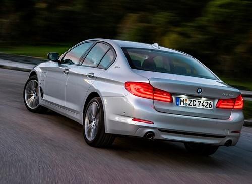 BMW سری 5 مدل 2018