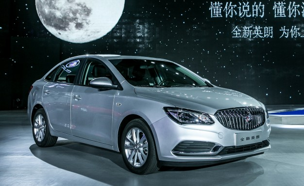 Buick Excelle GT