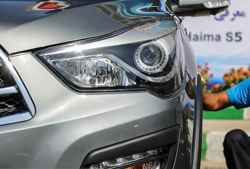 مشخصات هایما S5 محصولات جدید ایران خودرو کراس اوورهای موجود در ایران قیمت هایما S5 قیمت محصولات ایران خودرو پیش فروش هایما اس 5 پیش فروش ایران خودرو Haima S5