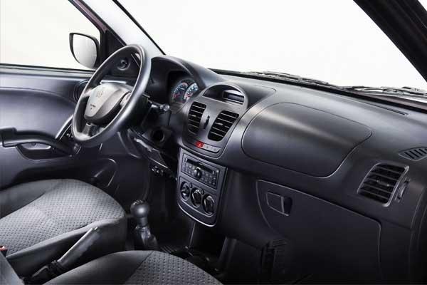 کابین خودروی جدید ساینا شرکت سایپا