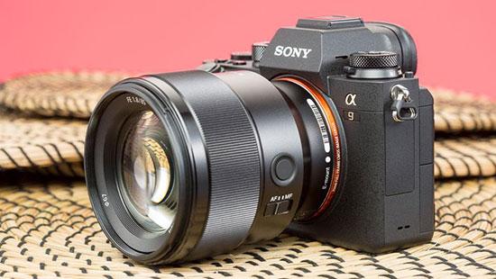 ۱۰ دوربین حرفهای و پرفروش بازار