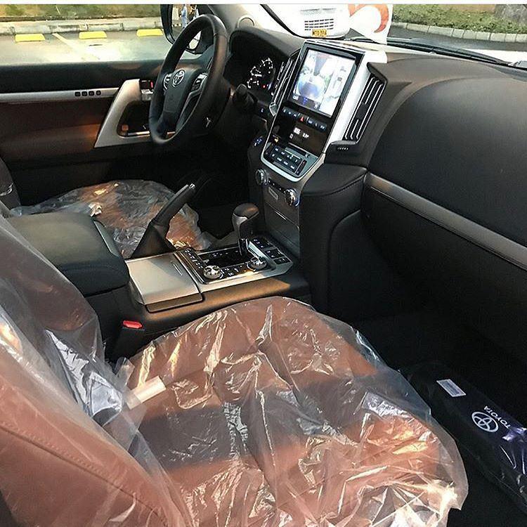 معرفی خودرو مشخصات فنی لندکروز قیمت خودرو در خارج قیمت تویوتا لندکروزر GXR قیمت تویوتا لندکروز قیمت تویوتا Toyota Land Cruiser