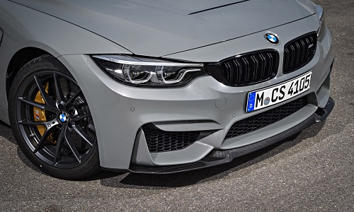 BMW M3 CS with 460 horsepower