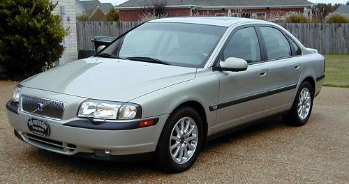 ولوو اس80 مدل 2000